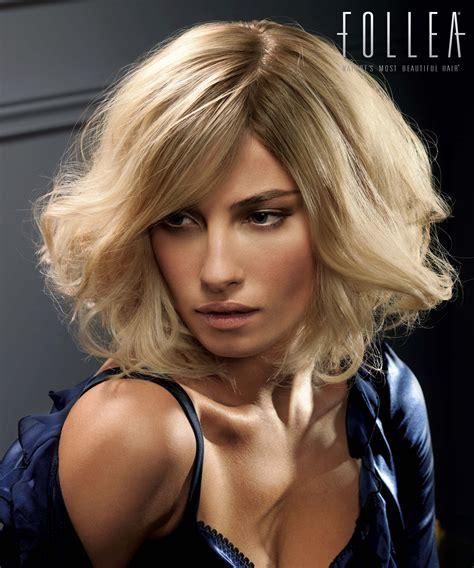 human hair wigs melbourne follea 100 real human hair wig for fashion or hair loss call 1300 427 778 beautiful follea