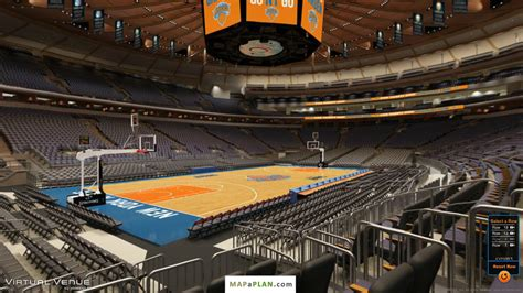 madison square garden section 105 madison square garden seating chart section 105 view