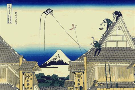 designboom ukiyo e japanese artist brings ukiyo e woodblock prints to life