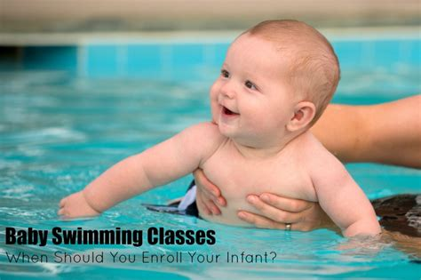teaching baby to swim in bathtub go ask mum baby swimming classes when should you enroll your infant go ask mum