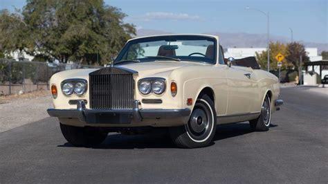 1972 rolls royce corniche 1972 rolls royce corniche convertible s109 rogers