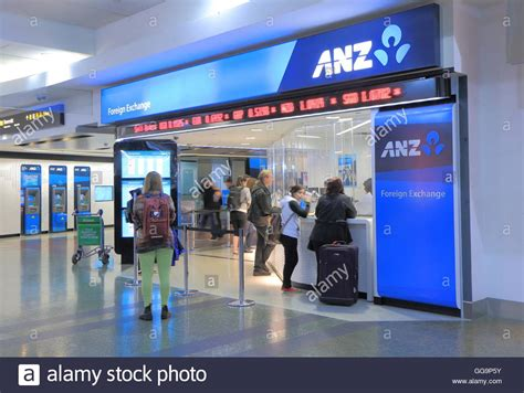 currency converter anz people exchange money at anz bank melbourne airport in