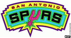 san antonio spurs colors san antonio spurs coloring pages images