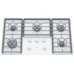kitchenaid gas on glass cooktop kitchenaid kgcc566rww 36 quot gas ceramic glass conventional