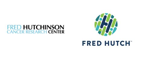 Fred Hutch Cancer brand new new name logo and identity for fred hutch by hornall