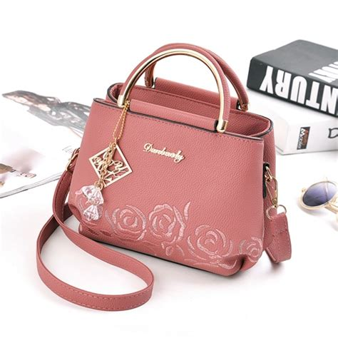 B41819 Tas Import Fashion jual b16160 darkpink tas import fashion cantik grosirimpor