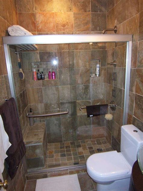 56 Small Bathroom Ideas And Bathroom Renovations Shower Ideas For Small Bathroom