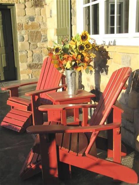 hand  adirondack chairs  garden furniture mill