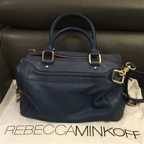 The Morning After In My Bag by 48 Minkoff Handbags Minkoff Blue