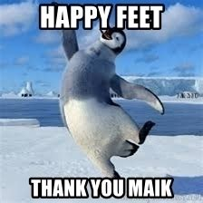 Happy Feet Meme - related keywords suggestions for happy feet meme