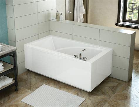 modular home bathtubs minimalist modular bathtub modern bathroom montreal