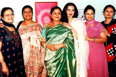 In pics: The Gemini Ganesan-Rekha family tree|Movies News ...