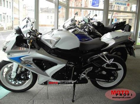 2008 Suzuki Gsxr 600 Horsepower Suzuki Gsx R 600 2008 Specs And Photos