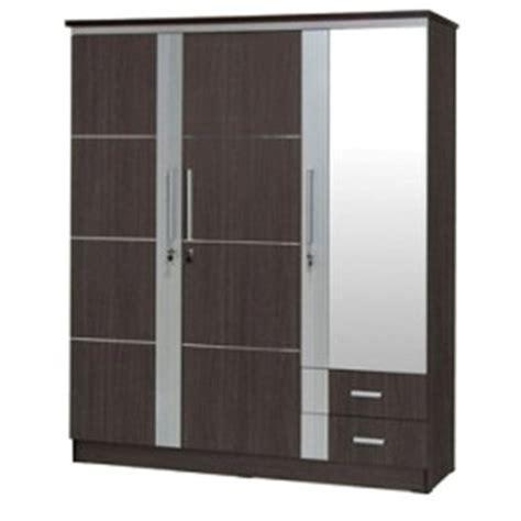 Lemari Graver 3 Pintu graver furniture lemari pakaian 3 pintu lp 2998 lazada