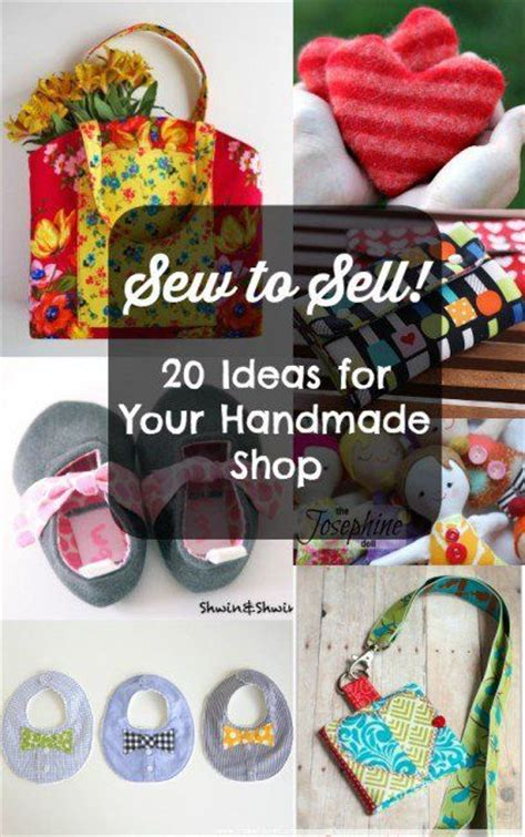 Handmade Products To Sell Ideas - 17 best ideas about sewing to sell on crafts
