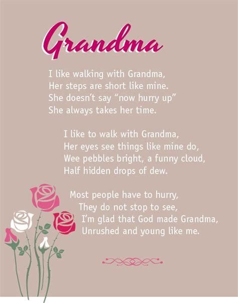 love walking  grandma canvas art  unframed print great mothers day gift