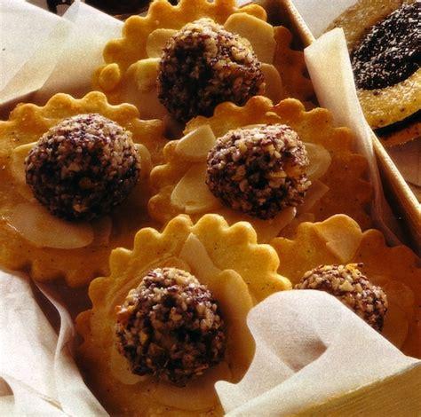 new year german cookie recipes german cookies orange poppy cookies original