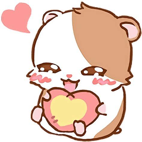 hamster kawaii cute tumblr animals ftestickers...