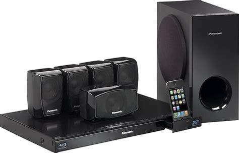 panasonic  ch dwi fi blu ray home theater system sc