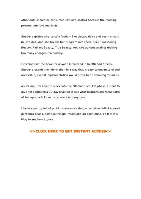 The Food Matters Detox Guide Pdf by Food Matters Detox Pdf