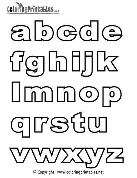 Galerry alphabet christmas coloring sheets
