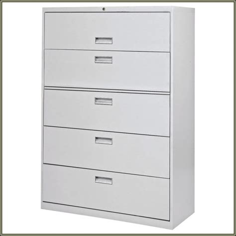 Hon 5 Drawer Lateral File Cabinet Filing Cabinets Hon 5 Drawer Lateral File Cabinet