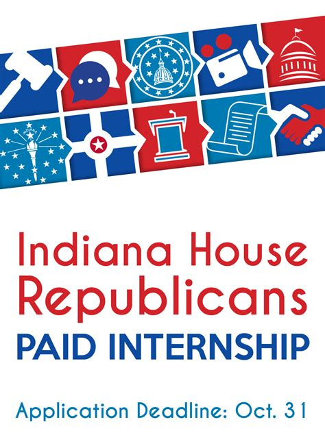 house of representatives internships state of indiana house of representatives