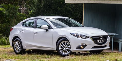mazda sedan 2016 mazda 3 touring sedan review caradvice