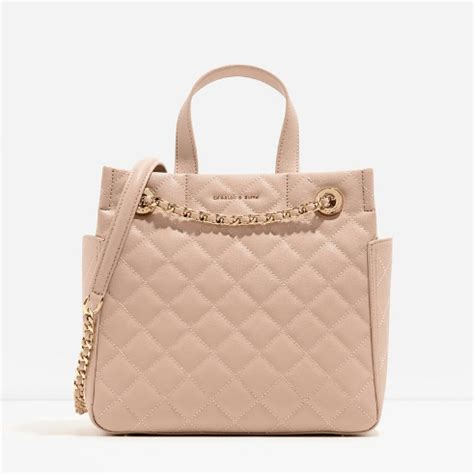 Charles Keith Quilted 9951 8 sleek and chic charles keith bags that are for the office