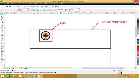 membuat kop surat dengan corel draw membuat desain kop surat melalui coreldraw kuas