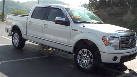 ford f 150 platinum 2011 price for sale 2009 ford f 150 platinum 36k stk p5748