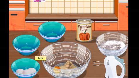 sara juegos de cocina sara s cooking class juegos de cocina con sara youtube