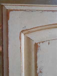 using chalk paint for oak kitchen cabinets test door