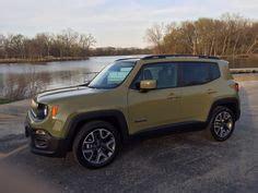 stanced jeep renegade 2015 jeep renegade latitude in commando green 2015 jeep