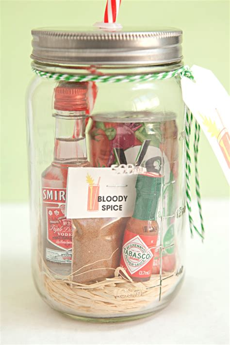 Wedding Gift Jars by Make Your Own Jar Bloody Gift Spice Mix