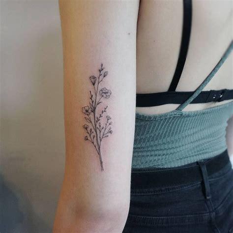 simple floral inner arm tattoo best tattoo design ideas 1436 best pretty tattoos images on pinterest art tattoos