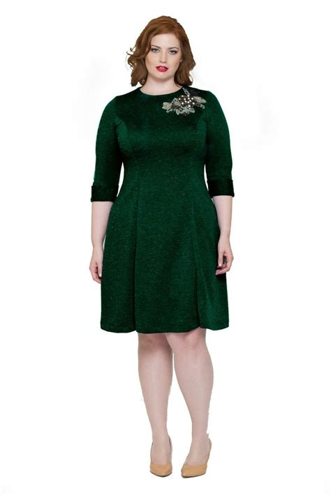 Dress Poppi Green emerald in the dress plus size poppy bloom express yourself time excellent