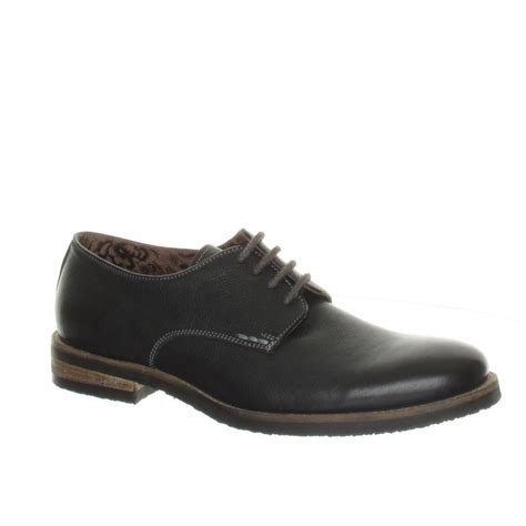 yorker shoes yorker black leather leather lace shoe