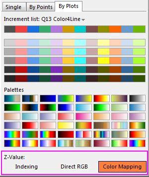 colors a to z help origin help customizing data plot colors