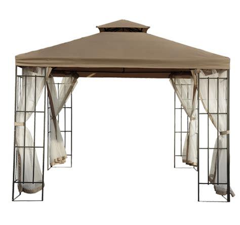 3m Gazebo New 3m X 3m Patio Metal Gazebo Canopy Tent Pavilion Garden