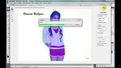 tutorial photoshop recortar imagen tutorial photoshop recortar imagenes youtube