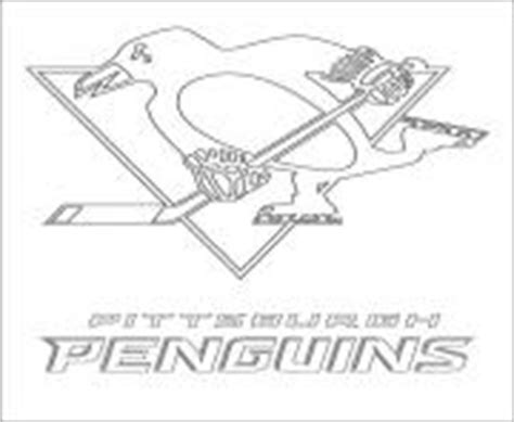 pittsburgh penguins coloring pages free nhl coloring pages color online free printable