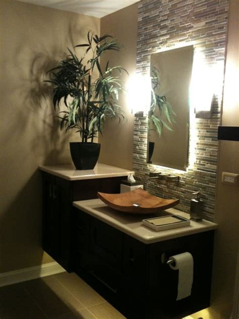 Bathroom Mural Ideas by 42 Amazing Tropical Bathroom D 233 Cor Ideas Digsdigs