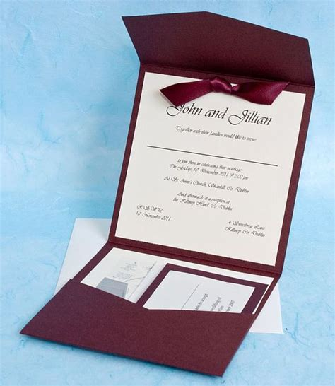 pocket wedding invitation templates pocket fold invitation template pocketfold invitation