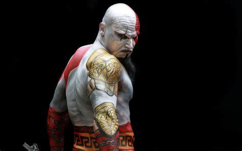imagenes de kratos wallpaper обои god of war воители мужчины игры