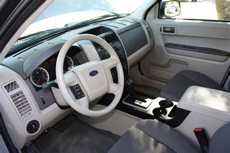 airbag deployment 2007 ford escape parental controls 2010 ford escape side airbags