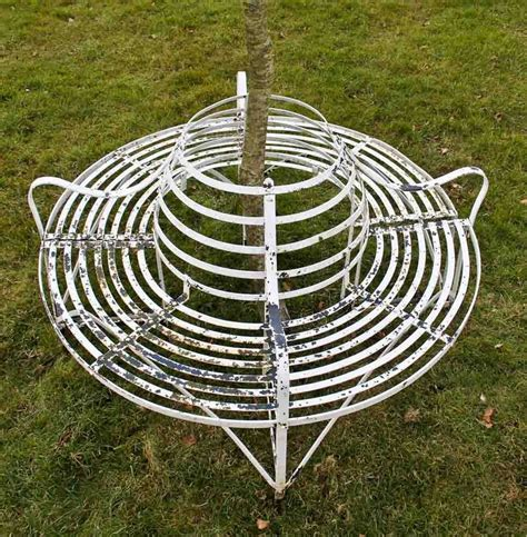 metal tree bench 17 best images about wrought iron benches on pinterest