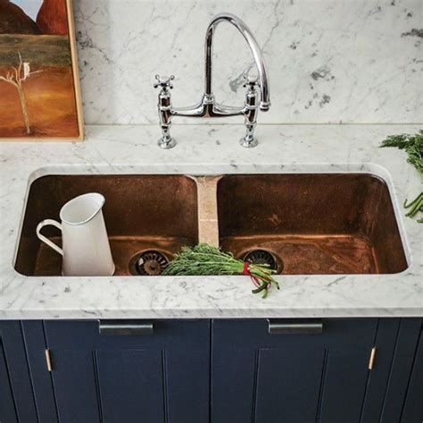 Copper Belfast Sink by Wash Up In Modern Country Style With These On Trend Sink