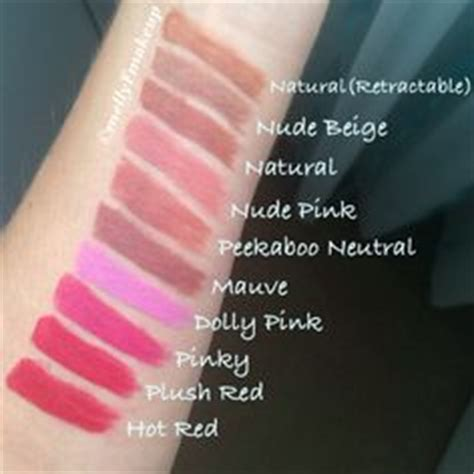 Nyx Bb By Rinz Makeuplover 1000 images about swatches on swatch nyx