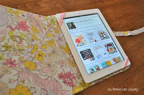 home design ipad tutorial diy ipad case tutorial made for free using recycled